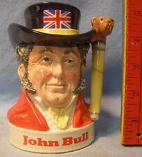 * Royal Doulton Character Liquor Jug * John Bull *