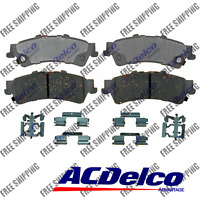 Disc Brake Pad-Ceramic Rear Set For Cadillac DTS Deville Chevrolet Astro Tahoe