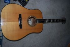 Larrivee D-09 Acoustic Guitar with a case International Ship