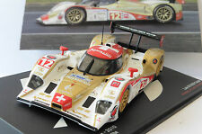 LOLA B10/60 COUPE #12 PROST JANI ANDRETTI 24 HOURS MANS 2010 1/43 CIRCUIT SARTHE