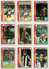 West Brom signed Topps Football set 1978 1979 Blue backs Pick your card