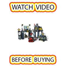 Lego The Batcave Set [itm5] 6860 Super Heroes / Batman II