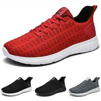 Mens Fashion Sneakers Shoes Trainer Gym Outdoor Running Sports Tennis Non-slip B