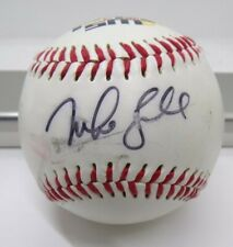 Mike Lowell Autographed MVP Baseball Red Sox 2007 World Series Ball