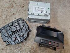 Vauxhall Astra J 09-18 CD400 Radio CD Player Stereo