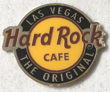 HARD ROCK CAFE ***LAS VEGAS ORIGINAL*** LOGO MAGNET~ LOCATION NOW CLOSED!!!