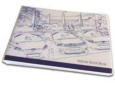 Car Sales / Vehicle Stock Book (VAT Margin Scheme) For selling used cars