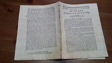 Num. 10 Correo Politico y Literario de Sevilla 1809 Murcia Jaen Granada Manresa