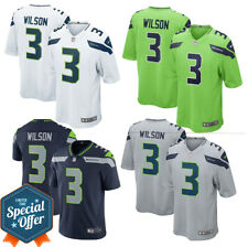 New 2020 Men's Seattle Seahawks #3 Russell Wilson 🔥Limited Stitched Jersey🔥