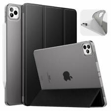 MoKo Soft TPU Translucent Frosted Back Cover Smart Case for iPad Pro 11 2020 2nd