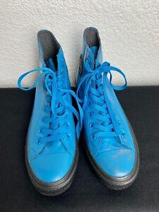 Converse allstar Waterproof rubber rain Sneakers High top  mens 7 women's 9