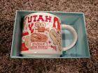Starbucks Utah 14 Ounce Been There Series (BTS) Mug. NWT. 14OZ.