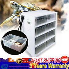 Multipurpose Reptile Breeding Tank for Insect Turtle Cage Pet Feeding Box cabine
