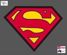 Superman Logo Waterproof Car Skateboard Motorcycle Vinyl Decal Sticker