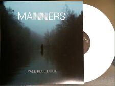 """MANNERS Pale Blue Light 12"""" vinyl - Defeater, Vanna, La Dispute, Touche Amore"""