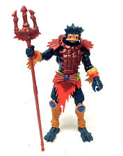 "MASTERS of the UNIVERSE Motu MERMAN 6"" toy action figure, he man"