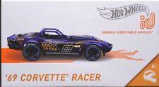 Hot wheels id '69 Corvette Racer HW Race Team 1/5 SERIE 1 FXB19-T711
