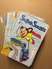 Super Souris - Collection complète (41 numéros) - Sagédition - 1976/85 - NEUF