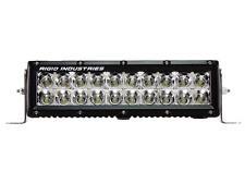 "NEW Rigid Industries 110112 10"" E-Series LED Light Bar Hybrid Optics"