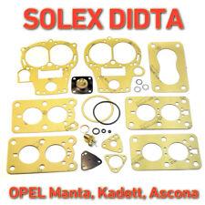 Solex 32/32 DIDTA service gasket kit repair set for OPEL Manta, Ascona, Kadett