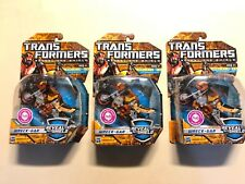 TRANSFORMERS REVEAL THE SHIELD WRECK-GAR DELUXE LOT OF 3 WRECK GAR RTS