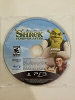 Shrek Forever After (Sony PlayStation 3 PS3, 2010) Disc Only TESTED FREE S/H