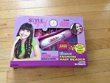Kids Stuff Fashion Hair Beader (NEW)