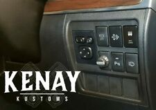 Toyota Landcruiser 200 series Switch Panel - Black