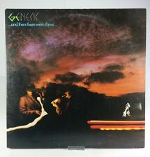 GENESIS And Then There Were Three VG Vinyl TESTED SD 19173 Gatefold 1978