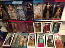 Dolls of the World Princess Collection Complete set 21 Barbies NRFB