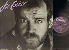 JOE COCKER Civilized Man LP 1984 Steve Lukather Randy Brecker David Paitch