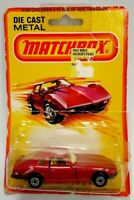 Vintage 1980 Matchbox Superfast #67 Datsun 260Z Cerise Purple New Original Box