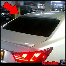 SpoilerKing Rear Window Roof Spoiler (Fits: Lexus GS350 2013-present) #380R