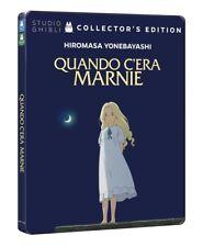 Quando c'era Marnie Steelbook - Studio Ghibli - dvd e blu ray