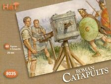 Hat industries 1/72 Roman Catapults (4 w/48 Figures) HAT8035