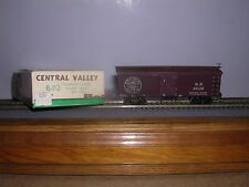 CENTRAL VALLEY #B-92  S.P. Old Time 36' Truss-Rod Box Car #66109 Blt-up H.O.1/87