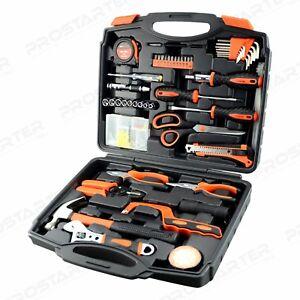 Landworks 169 Pieces Household Tool Kit.Bonus 100Pcs Cable Tie
