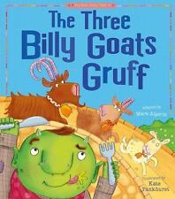 My First Fairy Tales: The Three Billy Goats Gruff (2015, Picture Book, Adapted)