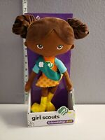 Girl Scout Friendship Doll CARLY AFRICAN AMERICAN