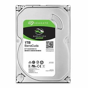 "HARD-DISK 3.5"" SEAGATE BARRACUDA INTERNO 1TB- SATA III 7200RPM 64MB ST1000DM010"