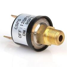 90-120 PSI Liquid Water Air Compressor Pressure Control Switch Valve 1/8-27NPT