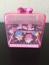Vintage Rare Sanrio Little Twin Stars Trinket Box Container