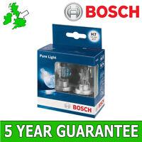 Bosch Pure Light Bulb 499 H7 12V 55W PX26D (X2) 1987301406