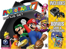 Game Cube Mario Party 7 Bundle