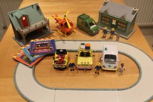 Fireman Sam Toys - Figures, Vehicles, Buildings, Books - Choose Your Own