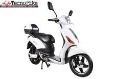 Bicicletta elettrica scooter a pedalata assistita Z tech ZT 09 A 250w Piombo