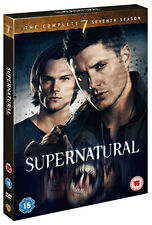 SUPERNATURAL - COMPLETE SEASON 7 - DVD - REGION 2 UK