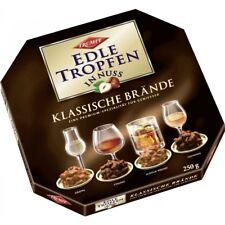 german Liquor Classic brandy Choco Pralines by Trumpf Edle Tropfen in Nuss 250g