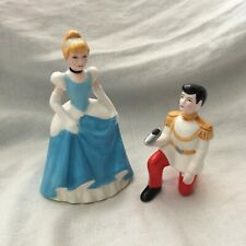 Disney Cinderella and Prince Charming Figurines Set