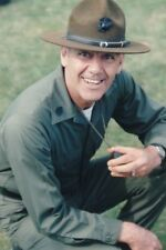 R Lee Ermey USMC Drill Instructor & Full Metal Jacket 8.5x11 High Gloss Photo